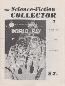 Science Fiction Collector #7 - July 1979