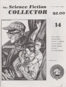 Science Fiction Collector #14 - May 1991
